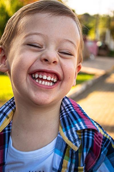 Childrens Teeth Brushing